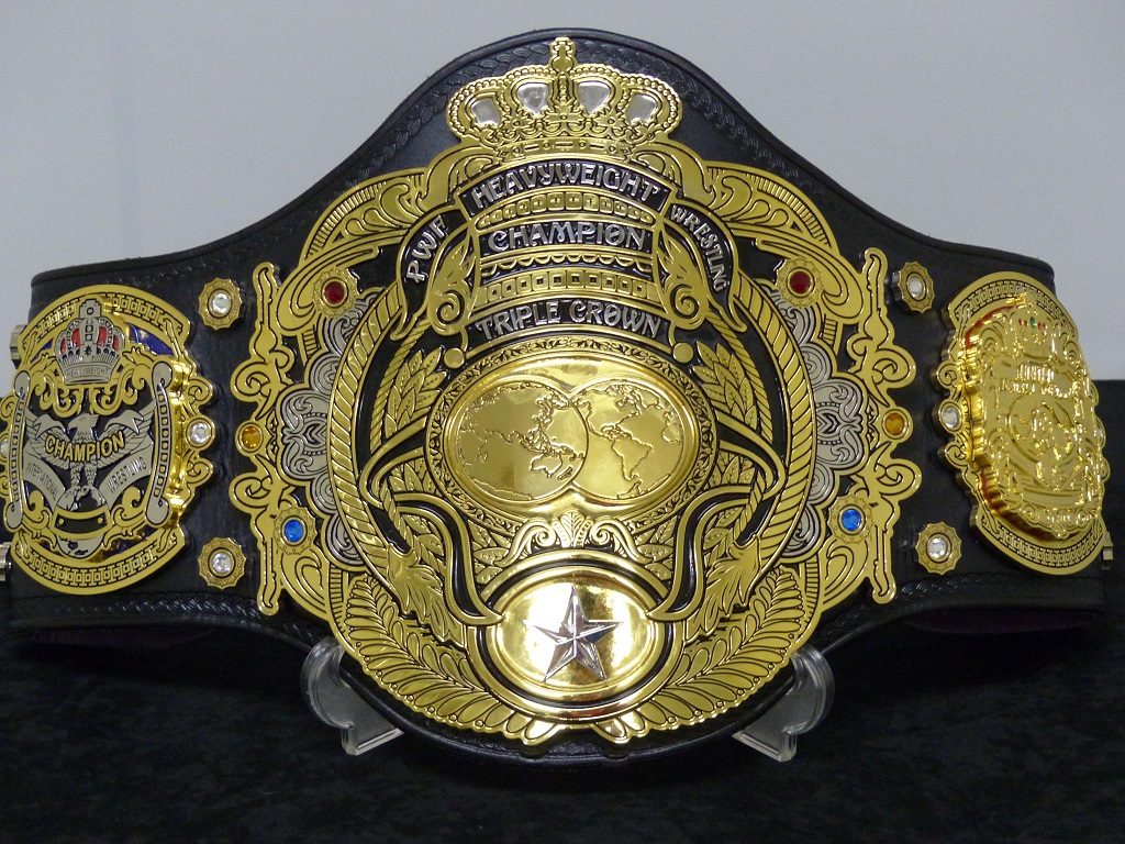 Triple Crown (professional wrestling)